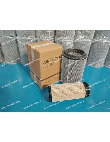 Фильтр воздушный Howo, Shacman, Faw K2841 Foreview WG9725190102/3